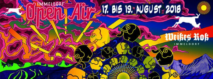 Immeldorf Open Air 2018 Banner