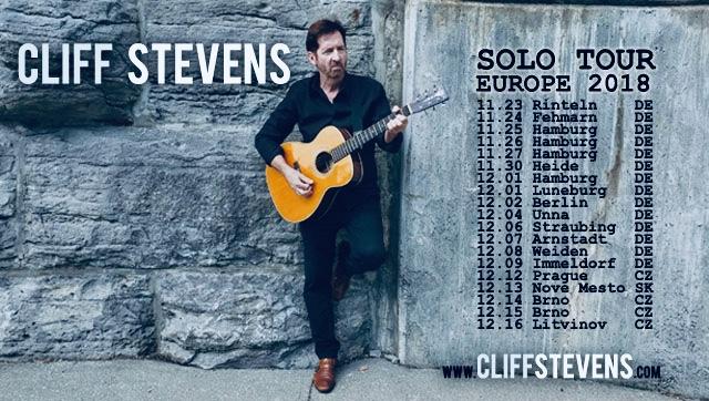 Cliff Stevens (Kanada)